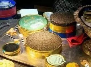 21万一罐的鱼子酱、4万一杯的白兰地…是贫穷,限制了我的想象力!