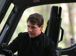 阿汤哥回来了!伤愈后回归《碟中谍6》片场,一上来就是动作戏!