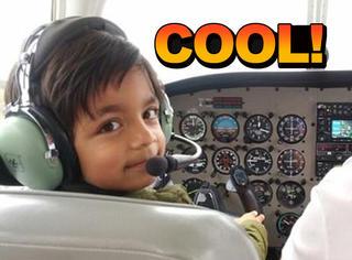 别人家的七岁已经开飞机可以上天了,你却还在玩泥巴