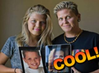女儿变性三年后,妈妈也根据自己的喜好改变了性别去生活