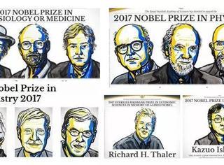 诺贝尔文学奖竟然还有二人分享这种操作?村上春树知道了会不会哭晕在厕所?|Hey,Data!