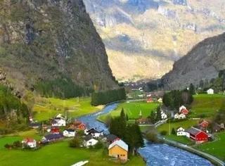 这个只有57户人家的原生态村落,就是传说中的世外桃源!