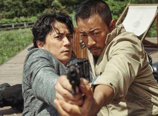 吴宇森最新动作片再聚双雄,《追捕》张涵予与福山雅治化敌为友,并肩作战