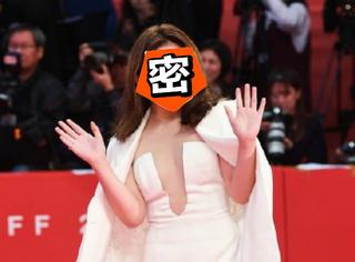 """釜山电影节童星""""反叛""""变身!韩国网友这样评价她..."""