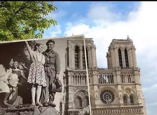 1917vs2017 巴黎在这一百年间到底经历了什么?