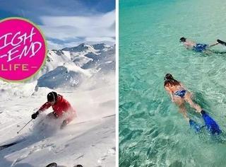 北雪派 vs 南滩派:秋天到了,是时候计划你们的冬季之旅啦!