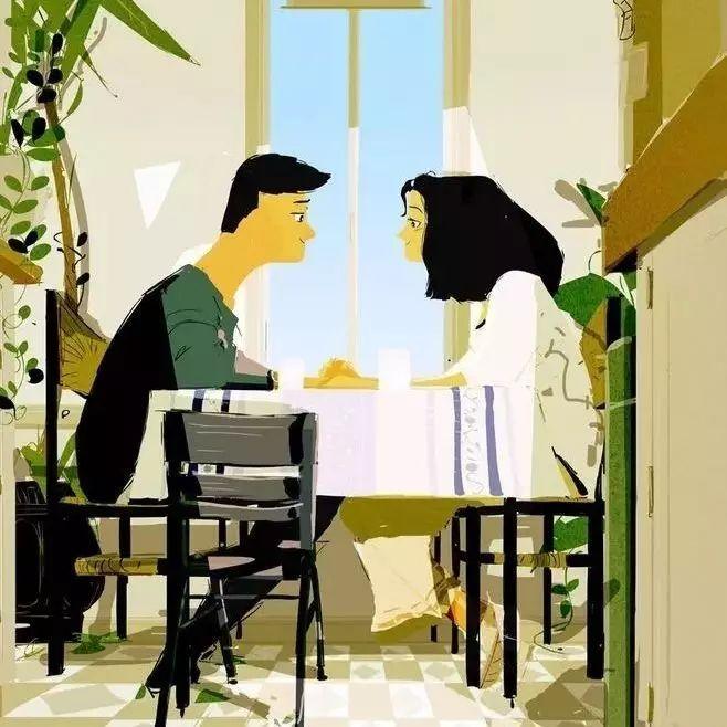 可以谈心动的恋爱,但一定要嫁给心定的婚姻