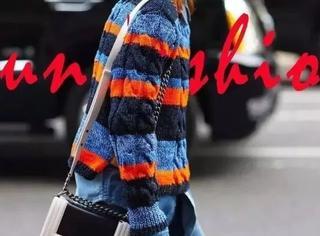 你的毛衣明明和杨幂一样好看,为什么穿上却丑爆了?