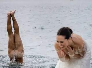 世界上最好的结婚照,张张经典