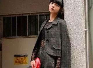 11个东京女子的图鉴,这些女孩就是时尚!