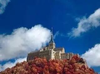 只有这样的色彩和静谧,才能算是真正的法国之秋吧~