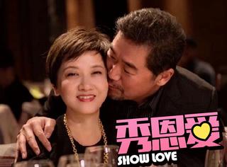 邓婕生日张国立念情书,两人30年的感情依然那么甜!