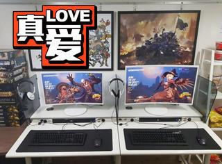男友典范,韩国男子把家改造成了网吧送给网迷女友