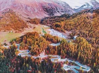摄影师镜头下欧洲的秋天,惊艳全世界!