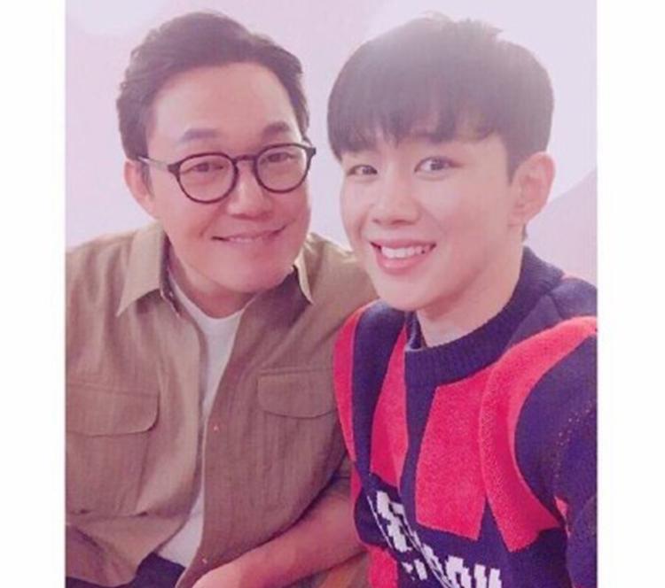 大叔朴圣雄搭档小鲜肉吴承勋,这是一部花絮能让人甜掉牙的电影(组