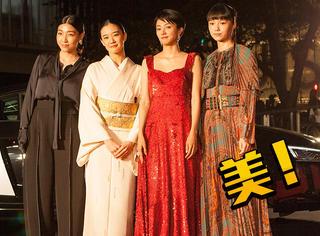 本届东京电影节的片单有点惨淡,但有日本电影的四位缪斯撑门面!