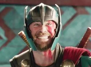 看完《雷神3》被锤哥和抖森萌了一脸!