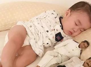 让爸爸带小孩就是会这样啊…这位日本爸比把自己的宝贝玩儿坏了!
