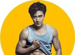 除了彭于晏,娱乐圈也就他的肉体让女人着迷!