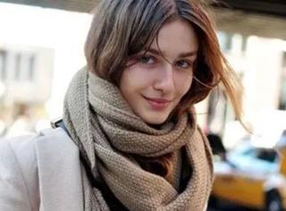 围巾有13种系法你造吗?刘雯高圆圆都爱的系法也在里面
