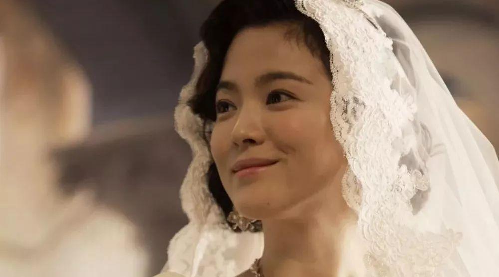 美了20年的乔妹,今天会是十月的最美新娘吗?