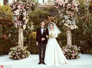 中国媒体人无人机拍双宋婚礼被调查?韩警方辟谣
