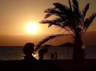 老妈游记:红海落日——以色列约旦记行 看世界