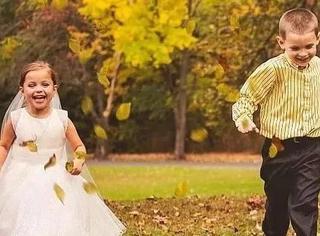 5岁嫁给一生所爱,这场特别的婚礼感动了所有人
