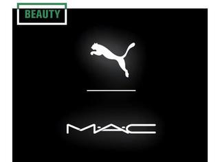 Puma联名M.A.C搞事情,所以是在口红上印鞋子?还是在鞋上涂口红?