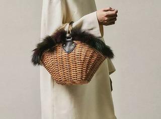 菜篮子+毛绒?今年的秋冬新品包包非常有毒...