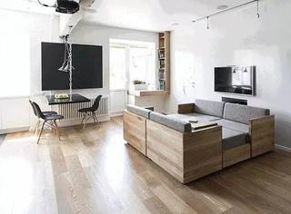 别人家的房子设计总是恰到好处,住这里可以半年不出门!