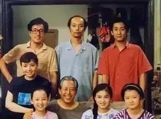《我爱我家》重聚:24年后我才真的懂,内心的平安那才是永远。