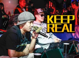 中国嘻哈现场的比赛,王波怼选手的话真心很在理