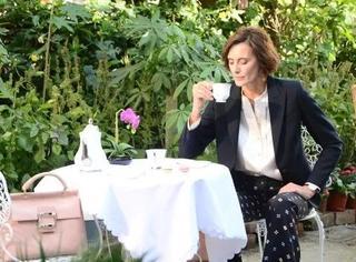 DATE WITH Ines de La Fressange | 巴黎最时髦女人的时尚圣经