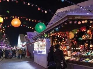 香街圣诞集市因为太水了而被取消!然后巴黎就被愤怒的商贩们给堵疯了...