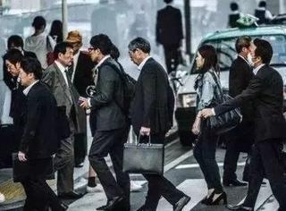 日本上班族那么努力工作,最终变成有钱人了吗?