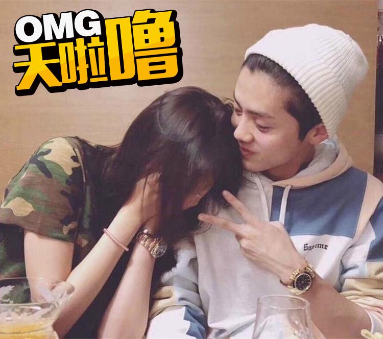 啥啥啥?鹿晗和关晓彤甜蜜暴击的合影原来是在邓超家拍的?