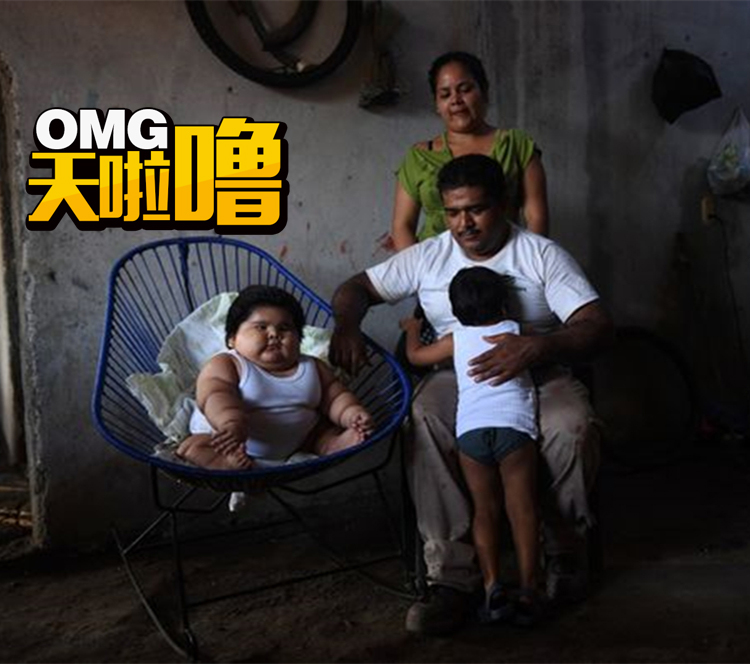 还记得那个世界上最胖的宝宝吗?他的故事又转折了