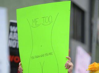 """不再沉默!性侵事件频繁发生,好莱坞举办""""Me too""""游行反对性侵行为!"""