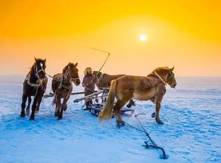 """一年降雪7个月的""""中国雪极"""",冷到气象局都测不到,这里的冬天让你不再贪恋北欧!"""
