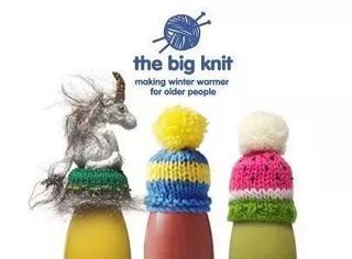 Innocent呆萌毛线帽,又要温暖整个寒冷的冬天了~