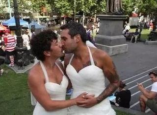 参与热情比英国人脱欧公投时还高!澳大利亚全民投票通过同性婚姻合法化啦