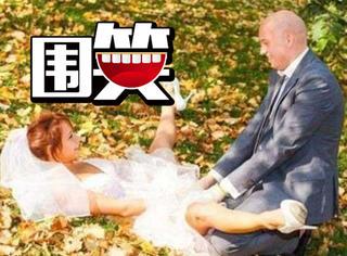 来感受下俄罗斯式的质感婚纱照