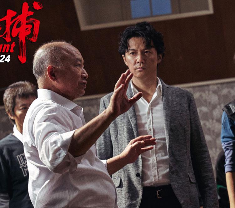 《追捕》导演特辑,71岁吴宇森连续3天不睡,扎根在片场