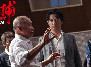 《追捕》导演特辑,71岁吴宇森连续3天不睡,扎根在片场盯戏