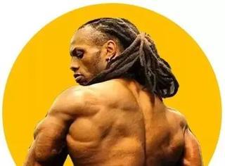 体脂率到4%什么样儿?简直是行走的肌肉解剖图!