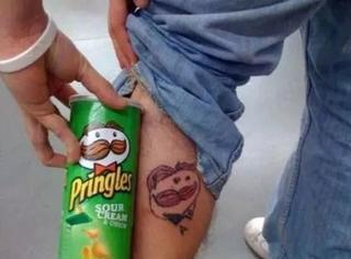 这些奇葩的纹身,让人对艺术产生怀疑