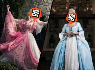 有人拍了迪士尼公主们变老后的样子,感觉有些好玩