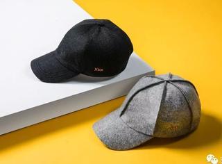 缺什么都不能缺一顶好看的棒球帽。