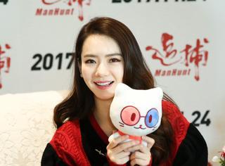 专访《追捕》戚薇:张涵予才是真正的美妆博主